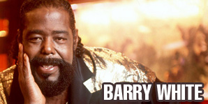 Barry White Tributo