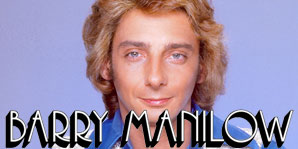 Doble oficial de Barry Manilow
